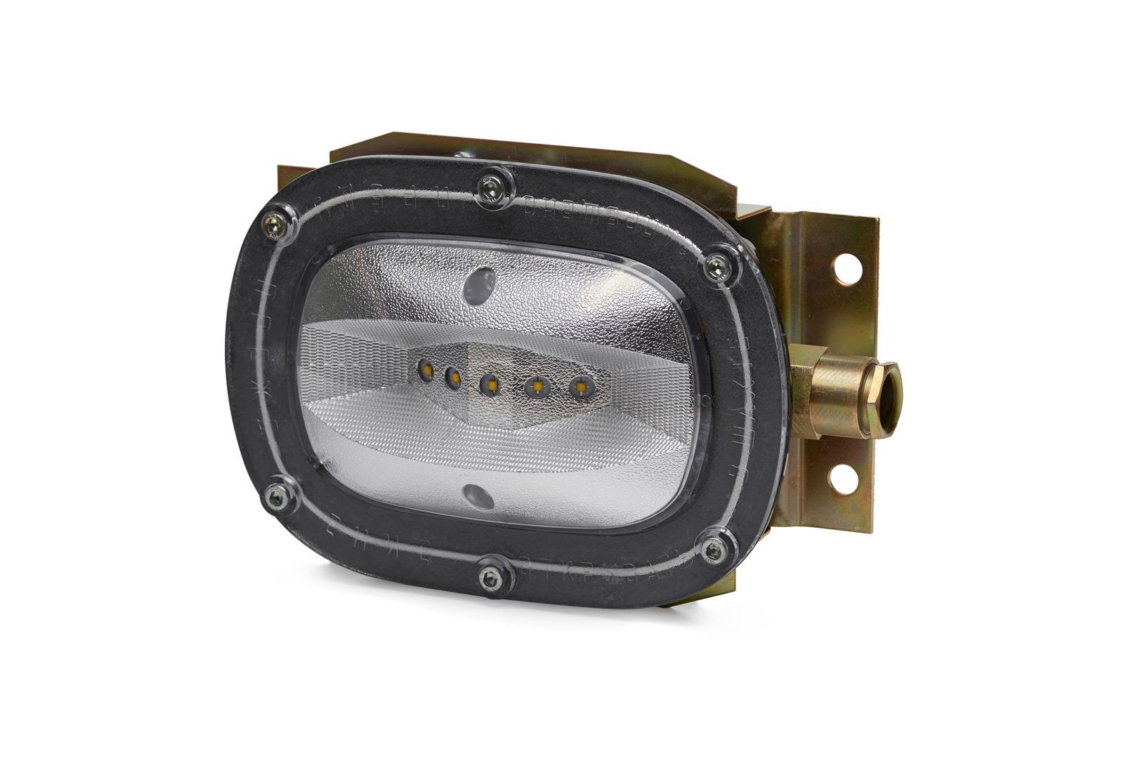 Светильники светодиодные для шахт и рудников ССР1