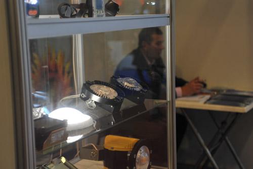 Светодиодные светильники производства По 'Элеткроточприбор' на выставке 'РосГазЭкспо-2016'